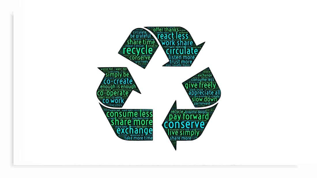 recyclage espoir