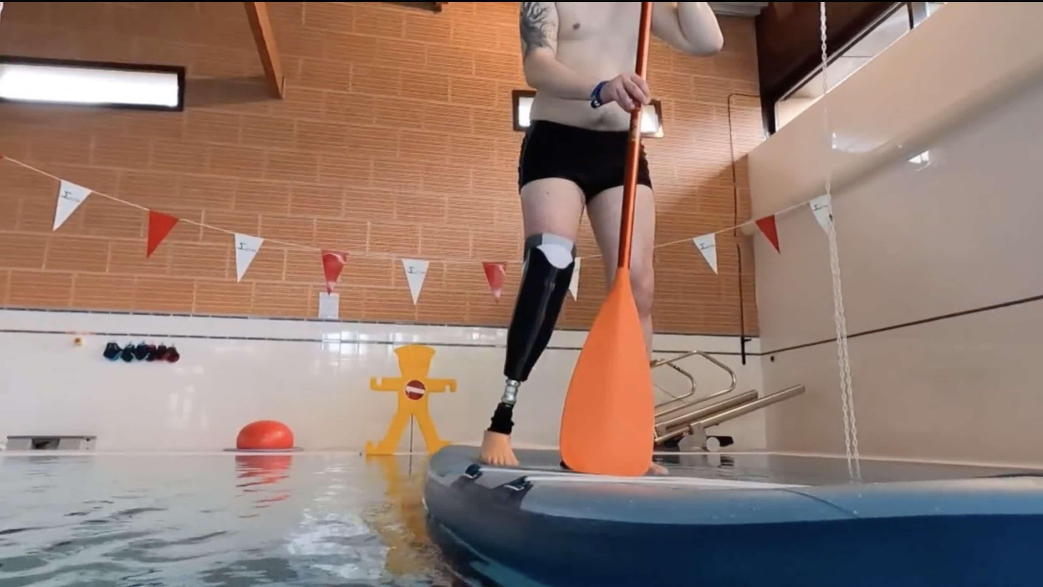 Paddle handicap