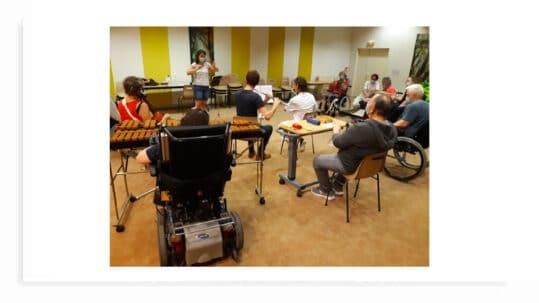 Orchestre participatif