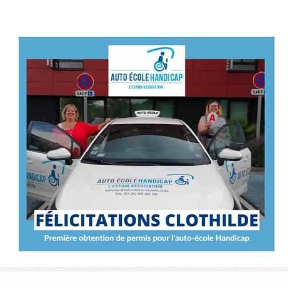 Auto Ecole Handicap